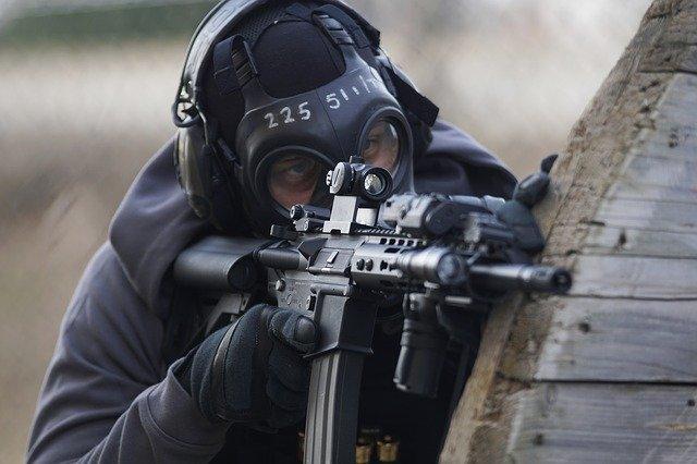 Les répliques d'armes et munitions utilisées en airsoft