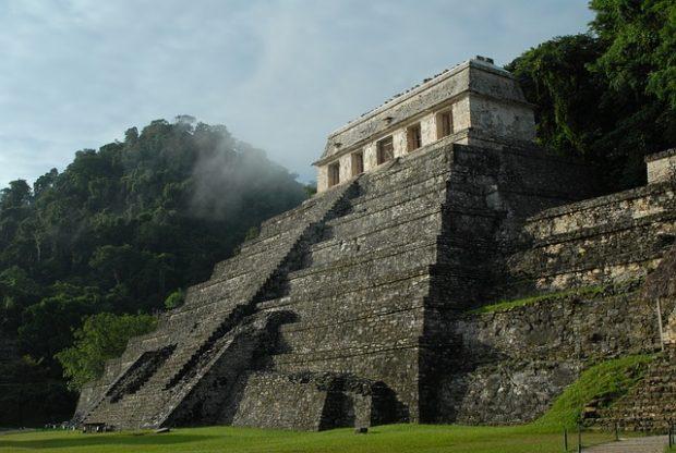 Quelques sites touristiques mexicains