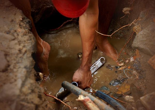 Comment couper l'eau en l'absence de vanne générale?