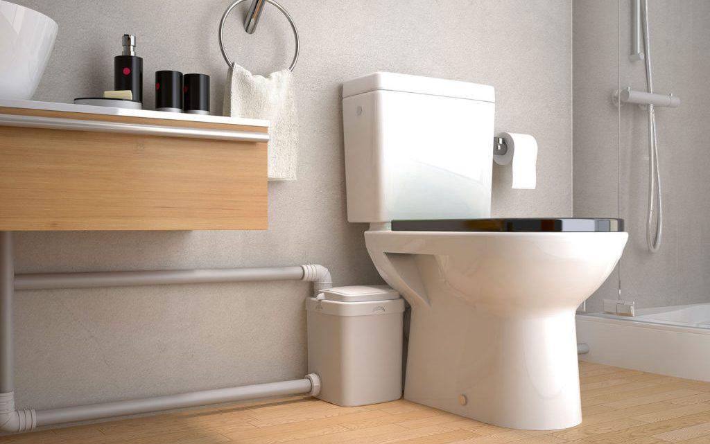 Pourquoi installer un WC broyeur?